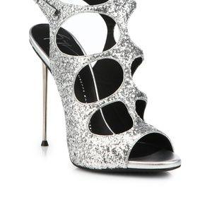 Price Drop 🔥Guiseppe Zanotti Glitter Sandal